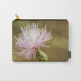 wild flowers #112 Carry-All Pouch