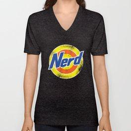 Nerd Unisex V-Neck