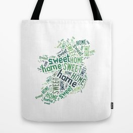 Home Sweet Ireland Tote Bag