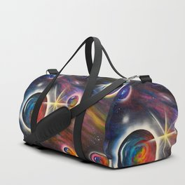 Feu D'Artifice Duffle Bag