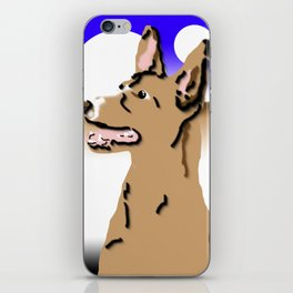 Alfie iPhone Skin
