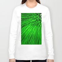 emerald Long Sleeve T-shirts featuring Emerald by Simply Chic