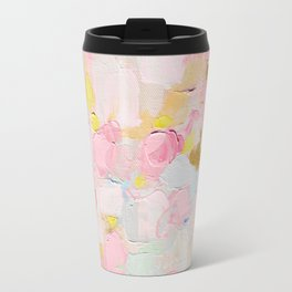 Cotton Candy Dreams Travel Mug