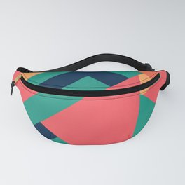 Abstract Design, Mid Century Art Fanny Pack