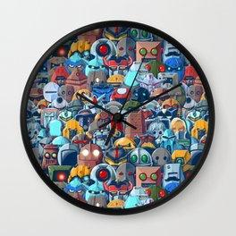 robolutions Wall Clock