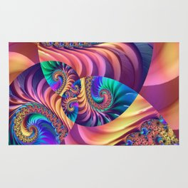 Candy Collision Rug