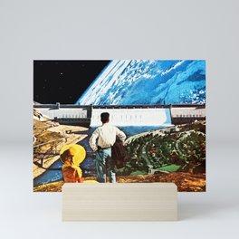 Future Shock Mini Art Print