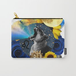 Leo Moon Carry-All Pouch