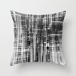 Construction Throw Pillow