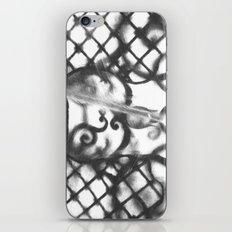 Ephemeral Solid iPhone & iPod Skin