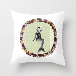 Capricorn - A Zodiac Sign Series Throw Pillow