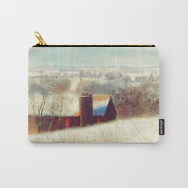 The Barn Over The Hill Carry-All Pouch