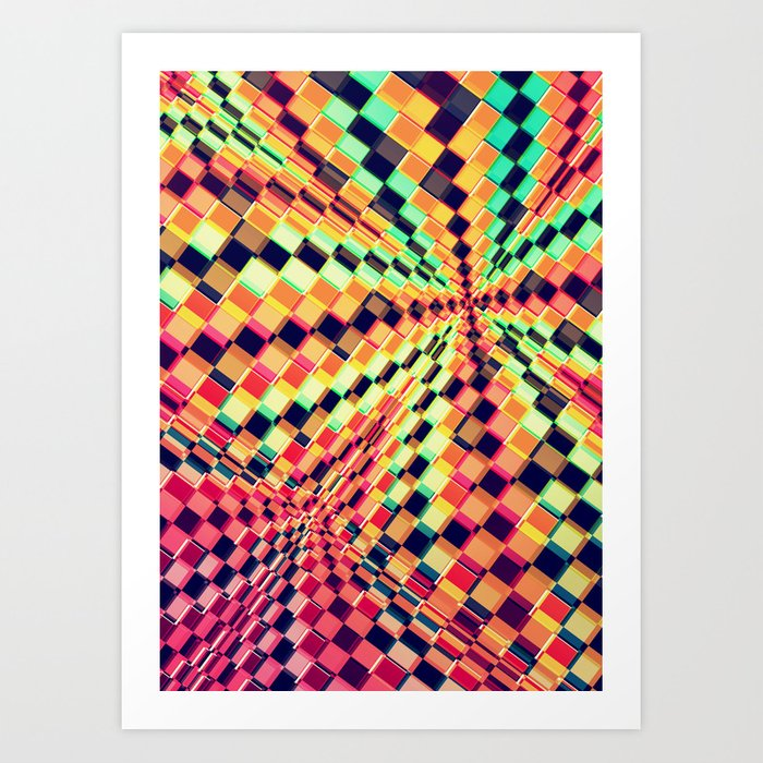 Ignition Art Print