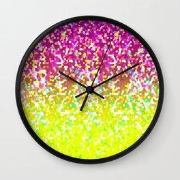 Glitter Graphic G224 Wall Clock