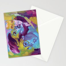 Hannah's beauty  Stationery Cards
