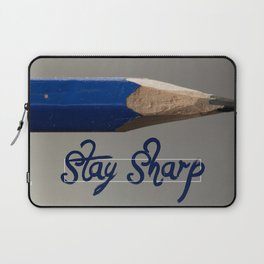 Stay Sharp Laptop Sleeve