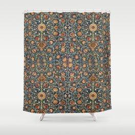 Holland Park Carpet by William Morris. Finest American art. Shower Curtain