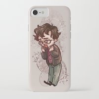 will graham iPhone & iPod Cases featuring will graham by krakenface
