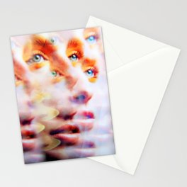 Eyes like Butterflies Stationery Cards