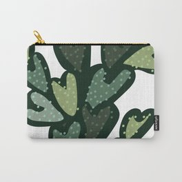 anti valentines cactus Carry-All Pouch