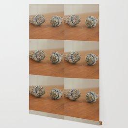 Two Bundles of Sage for Smudging Wallpaper