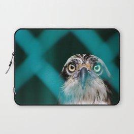 ABSTRACT PHOTO OF OSPREY BIRD Laptop Sleeve