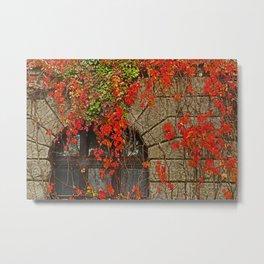 fairy-tale castle Metal Print