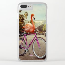 NOTHING IS IMPOSSIBLE Clear iPhone Case