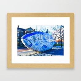 The Big Fish Framed Art Print