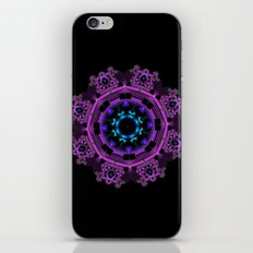Celtic Brooch iPhone & iPod Skin