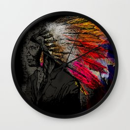The Chief Wall Clock