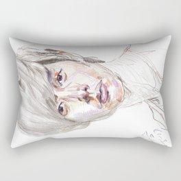 Park Hae-Jin Rectangular Pillow