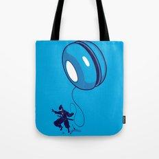ninja yo-yo Tote Bag