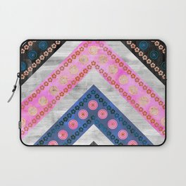 Bali Bali Chevron Multi Laptop Sleeve