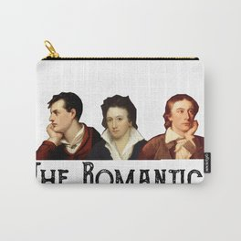The Romantics Carry-All Pouch