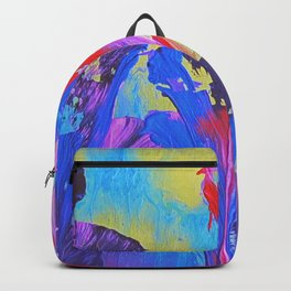 Lillies Backpack