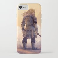 fili iPhone & iPod Cases featuring Fili by MaliceZ