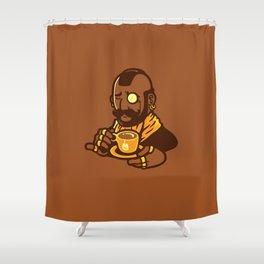Gentleman T Shower Curtain