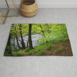 Beauty Of Spring Rug