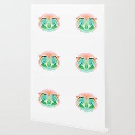 Liger skull Wallpaper