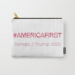 #AMERICAFIRST Carry-All Pouch