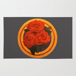 Rose Trinity Rug