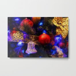 The Night Of Magic Metal Print