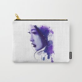 Asian Beauty Carry-All Pouch