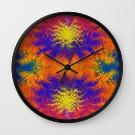 Flowy Wall Clock