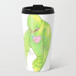 Paper Heart Travel Mug