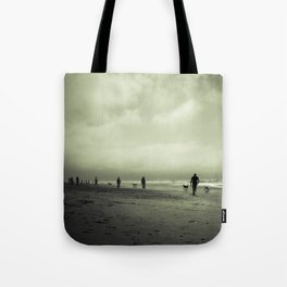 Zombie Apocalypse: The Beach Tote Bag