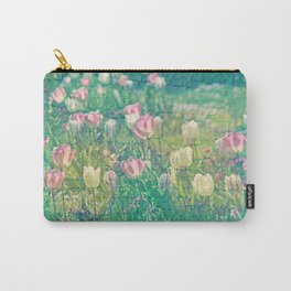 Tulip Poesie 1 Carry-All Pouch