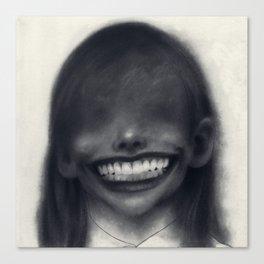 HOLLOW CHILD #13 Canvas Print