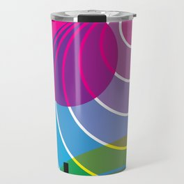 Reaction Travel Mug